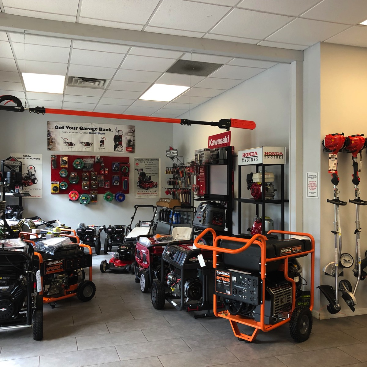 Small Engine Repair Shop in Bradenton  Yard & power equipment sales