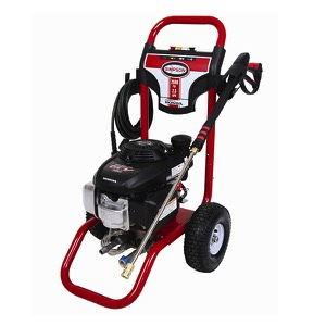 Simpson  MS60763-S, 3000PSI, direct drive gas powered pressure washer