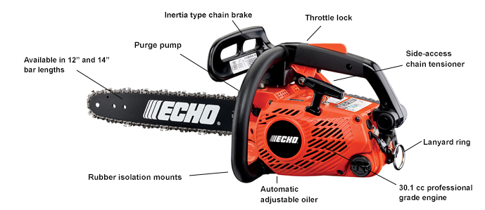 ECHO CS303T-14 Chain saw