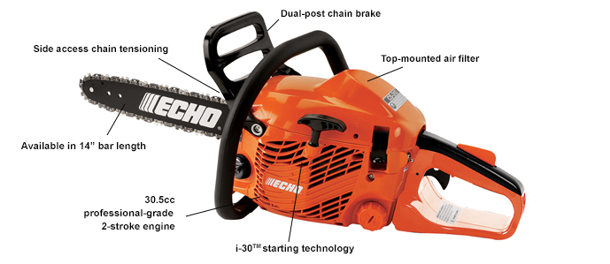 ECHO CS310-14 Chain saw
